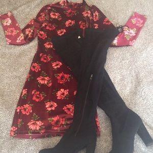 Forever 21 Dresses - FOREVER 21 Flower Dress